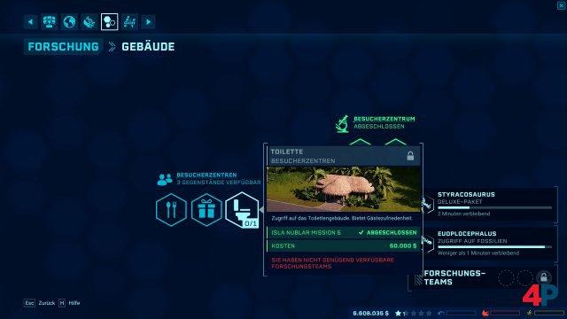 Screenshot - Jurassic World Evolution: Return to Jurassic Park (PC) 92603277