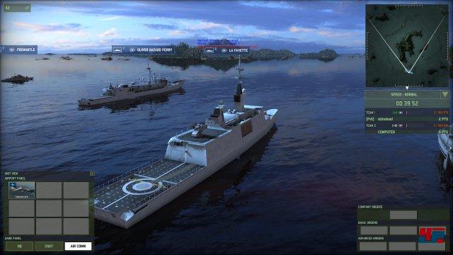 Die neuen Schiffe sind nett, allerdings eher Dreingabe als zentrales Spielelement.