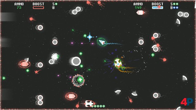Screenshot - Super Bit Blaster XL (PC)