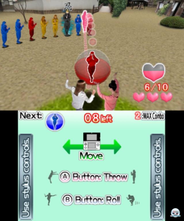 Screenshot - Tokyo Crash Mobs (3DS)