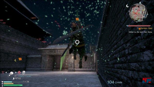 Screenshot - Dynasty Warriors 9 (PlayStation4Pro)