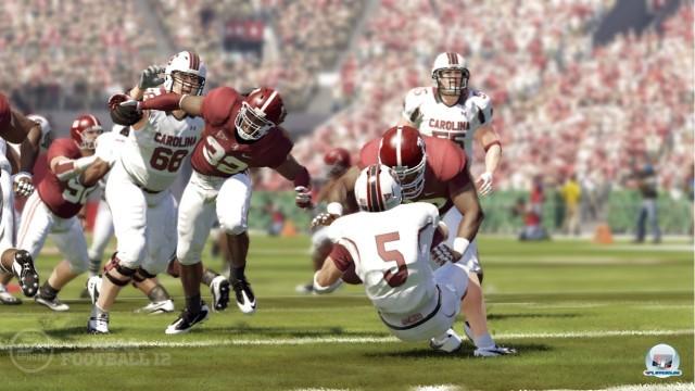 Screenshot - NCAA Football 12 (360) 2217943
