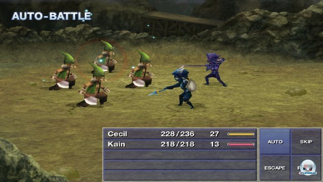 Screenshot - Final Fantasy IV (iPhone) 92435932