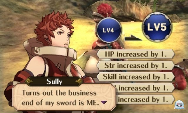 Screenshot - Fire Emblem: Awakening (3DS) 92457924