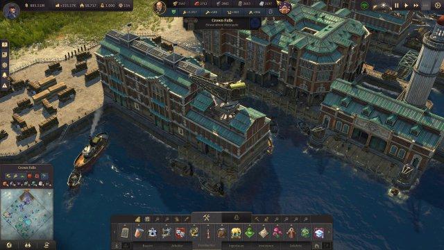 Screenshot - Anno 1800: Speicherstadt (PC) 92635657