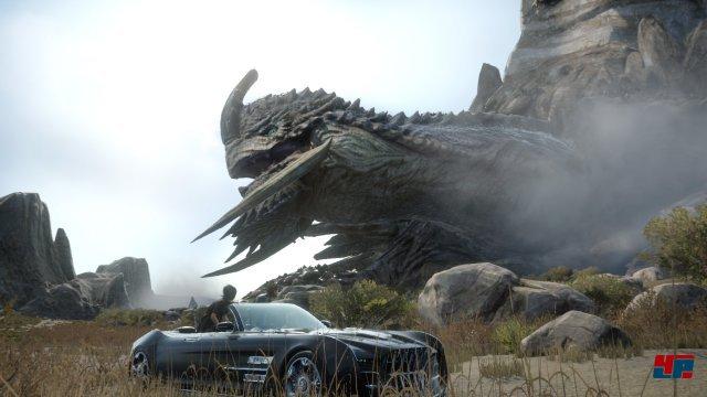 Screenshot - Final Fantasy 15 (PlayStation4) 92490561
