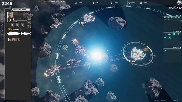 Screenshot - Falling Frontier (PC) 92640613