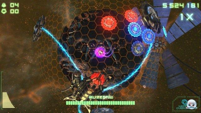 Screenshot - Super Stardust Delta (PS_Vita)