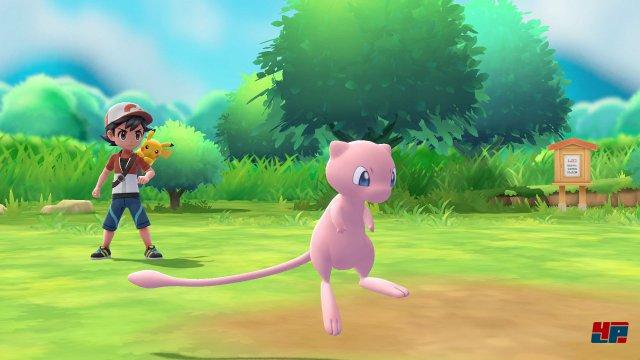 Screenshot - Pokémon Let's Go, Pikachu! & Let's Go, Evoli! (Switch) 92567559