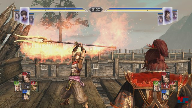 Screenshot - Warriors Orochi 3 Ultimate (PlayStation4) 92490067