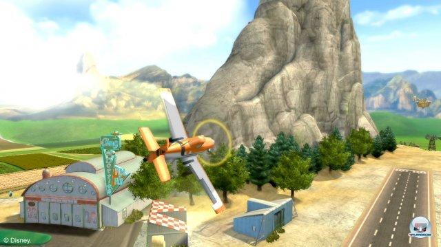 Screenshot - Planes - Das Videospiel (Wii) 92458865