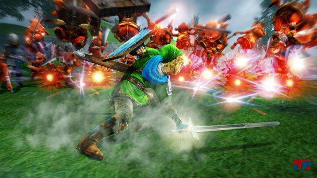 Koeis Warriors-Spiele sind erfolgreich, Zelda ist erfolgreich. Die Verbindung von beiden muss zwangsläufig auch erfolgreich sein. Muss...