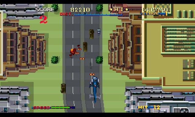 Screenshot - 3D Thunder Blade (3DS)