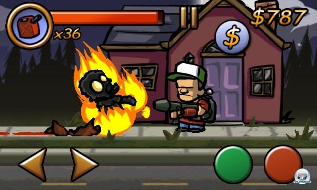 Screenshot - Zombieville USA (Android) 2243269