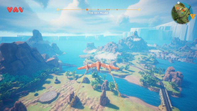 Screenshot - Oceanhorn 2: Knights of the Lost Realm (Switch)