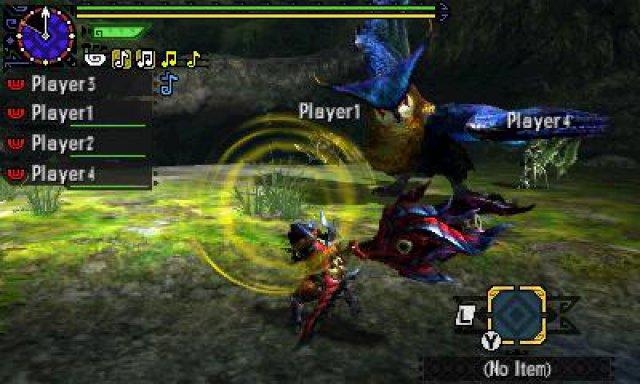 Screenshot - Monster Hunter Generations (3DS) 92530897