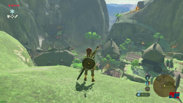 Screenshot - The Legend of Zelda: Breath of the Wild (Switch) 92541324