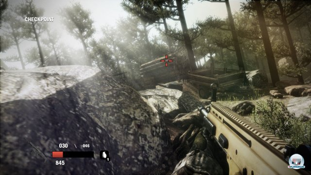 Screenshot - Heavy Fire: Shattered Spear (360)