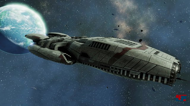 Screenshot - Battlestar Galactica Deadlock (PC) 92583253