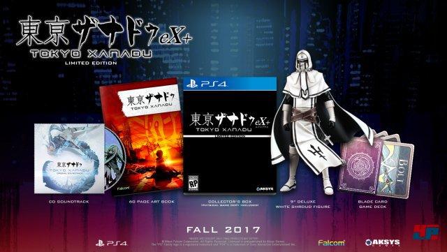 Screenshot - Tokyo Xanadu (PS4)