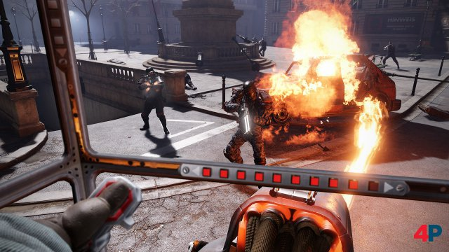 Screenshot - Wolfenstein: Cyberpilot (PlayStationVR) 92592987