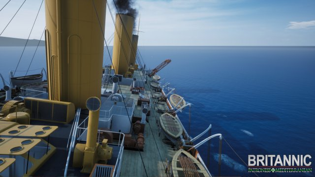 Screenshot - Britannic: Patroness of the Mediterranean (HTCVive)