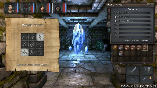 Screenshot - Legend of Grimrock (PC) 2310157