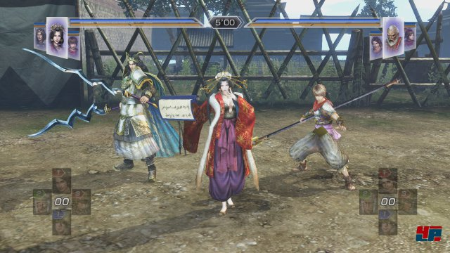 Screenshot - Warriors Orochi 3 Ultimate (PlayStation4) 92490064