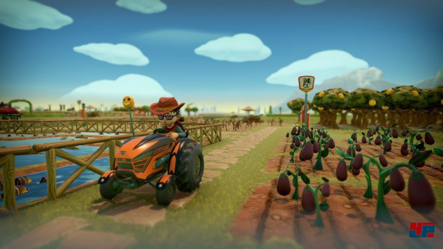 Screenshot - Farm Together (Linux)