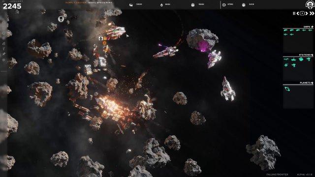 Screenshot - Falling Frontier (PC) 92640615