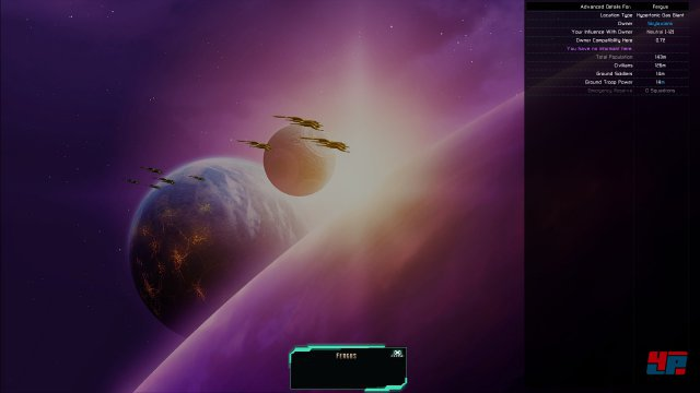Screenshot - The Last Federation (PC) 92481845