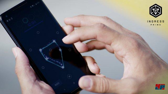 Screenshot - Ingress Prime (Android) 92576853