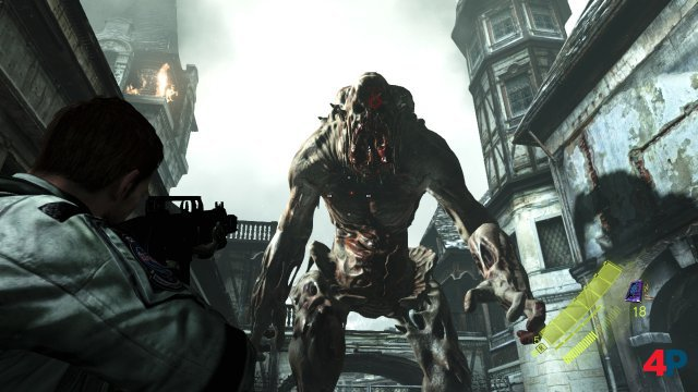 Screenshot - Resident Evil 6 (Switch)