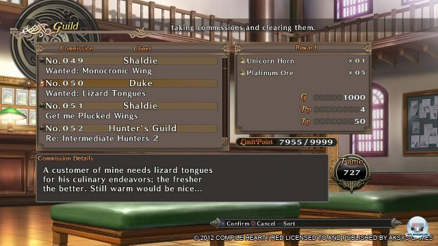 Screenshot - Agarest: Generations of War 2 (PlayStation3) 92403137