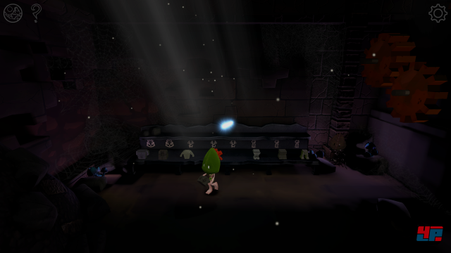 Screenshot - A Rite from the Stars (Linux)