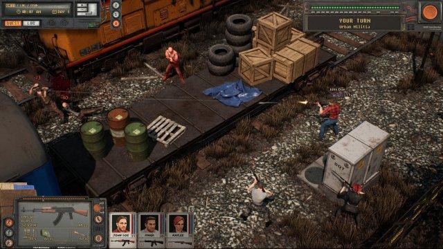 Screenshot - Urban Strife (PC)