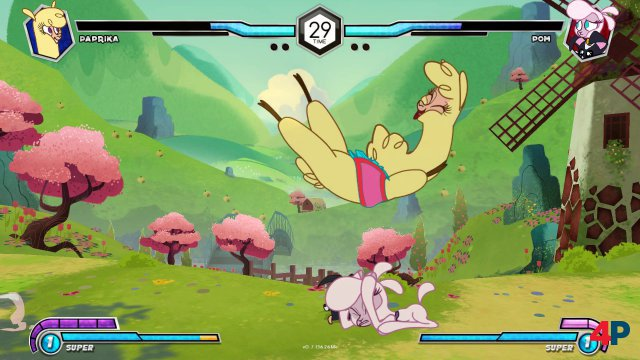 Screenshot - Them's Fightin' Herds (PC)