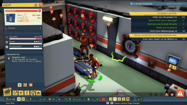 Screenshot - Evil Genius 2: World Domination (PC) 92638248