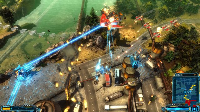 Screenshot - X-Morph: Defense (PC) 92556491