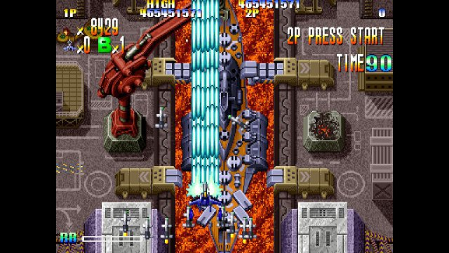 Screenshot - Capcom Arcade Stadium (Switch) 92635195