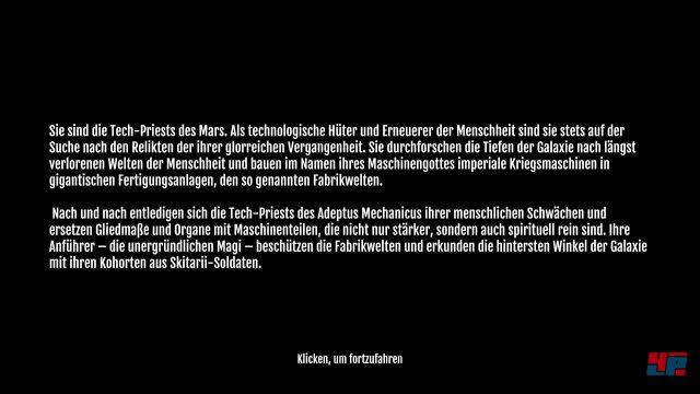 Screenshot - Warhammer 40.000: Mechanicus (Linux) 92579860