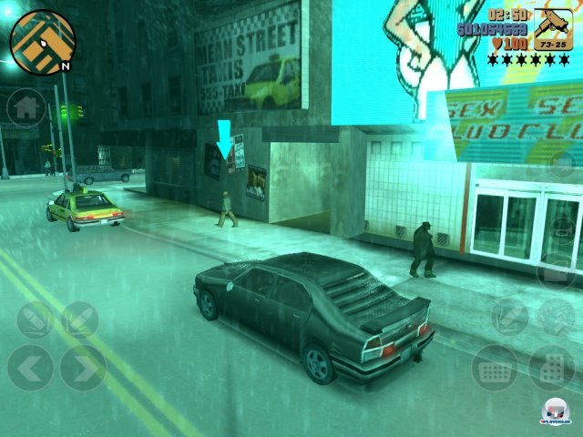 Screenshot - Grand Theft Auto III (iPad) 2299442
