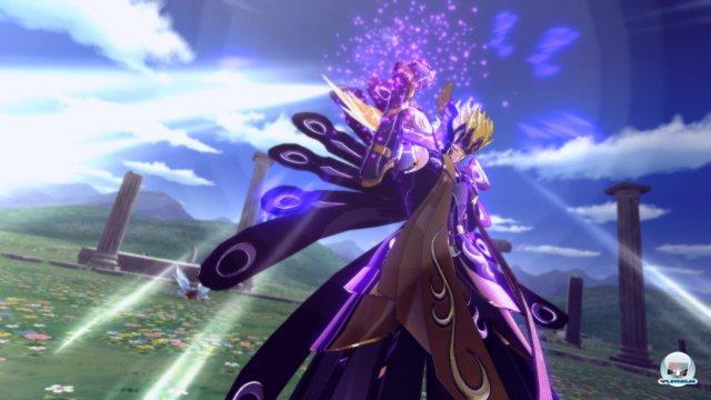 Screenshot - Saint Seiya: Brave Soldiers (PlayStation3) 92470556