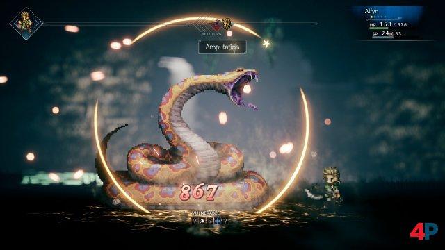 Screenshot - Octopath Traveler (PC)