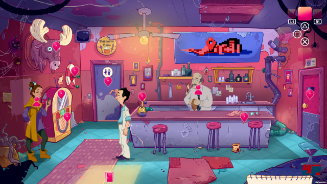 Screenshot - Leisure Suit Larry - Wet Dreams Don't Dry (PS4)