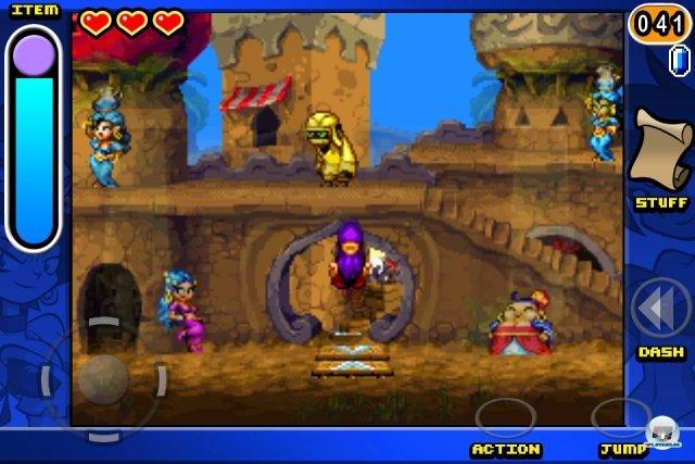 Screenshot - Shantae: Risky's Revenge (iPhone) 2283842