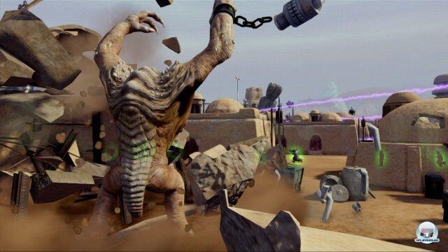 Screenshot - Kinect Star Wars (360)
