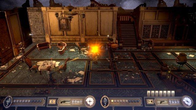 Screenshot - Bartlow's Dread Machine (PC, XboxOne)