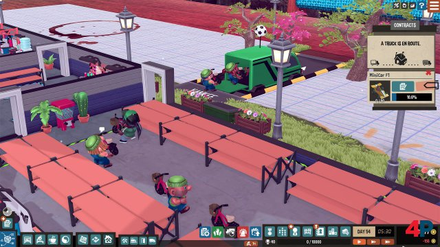 Screenshot - Little Big Workshop (PC)