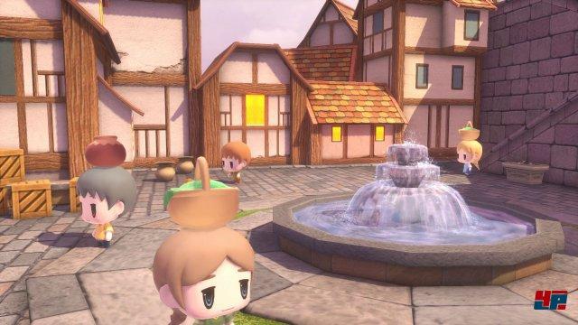 Screenshot - World of Final Fantasy (PlayStation4) 92507754